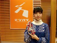 総合ProコースDTPアートディレクター専攻を卒業した田原春香さん